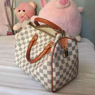 LV CLASS A HAND BAG