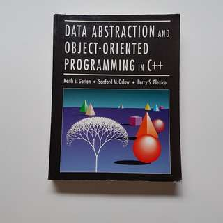 DATA ABSTRACTION AND OBJECT- ORIENTED PROGRAMMING IN C++