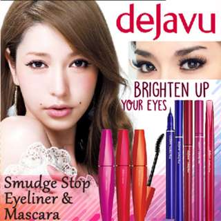2 for $19 - Dejavu Eyeliner & Mascara