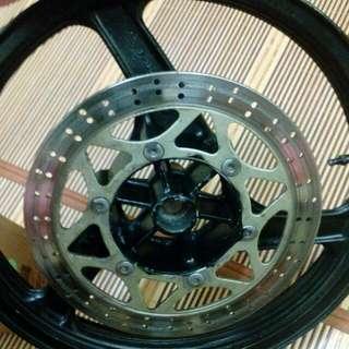 Rim Dpn RR Dan Coverset Lc135 5s Ori Repaint Only