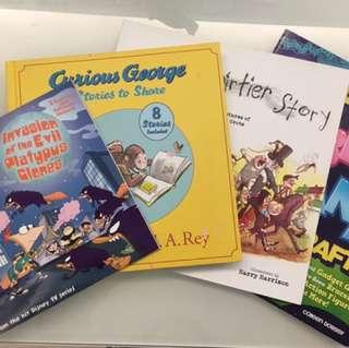 English story books