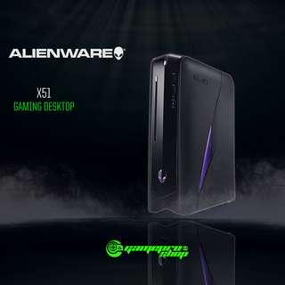 ALIENWARE X51 479812G-W8-BLK Gaming Desktop (GTX760Ti 2GB GDDR5)