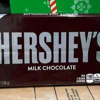 Hersheys Bar Giant Milk chocolate