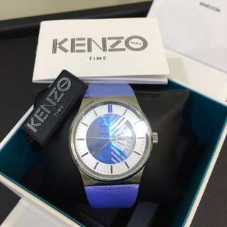 FAST DEAL!! Kenzo Dix Huit Watch Authentic