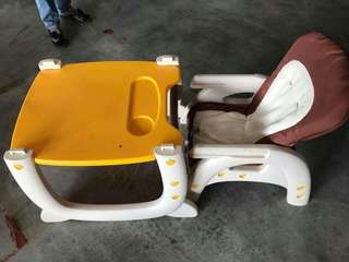 Baby Chair 2in1