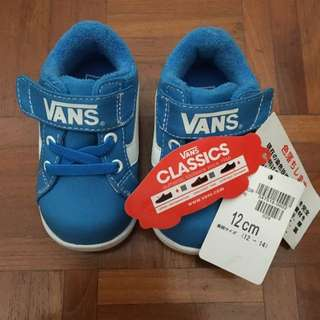 Vans Shoes For Baby Boy - New - Bought From Japan