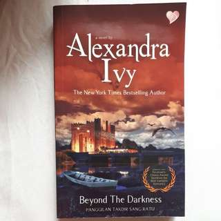 Beyond The Darkness (novel)
