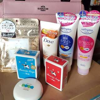 JAPAN Skin products!