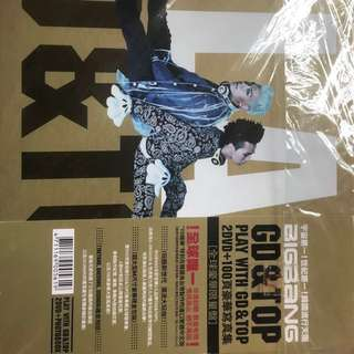 Big band限量版兩張DVD+100頁豪華寫真集 GD❤️可議價