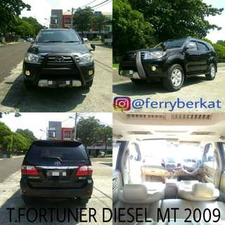 FS : TOYOTA FORTUNER 2.5 G MT 2009  Utk Info Jual Beli Hub : Ferry 0897.988.9993 (WA) 0851.0232.8777 (AS)