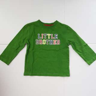 (2nd item 30% off) Fall Creek Kids Long Sleeve Tee