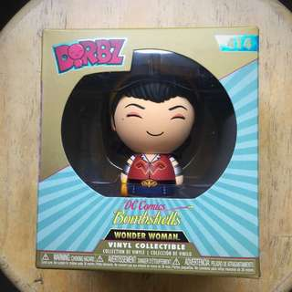 Dorbz Bombshells Wonder Woman