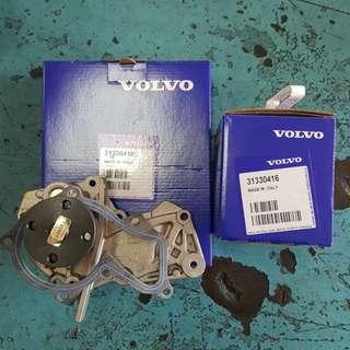 Volvo S60 Timing belt, Timing Tensional, Water pump