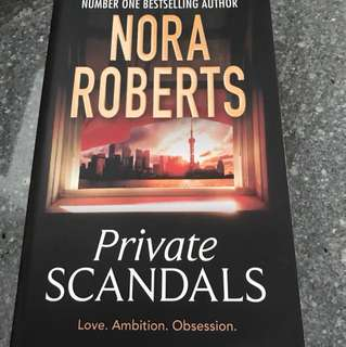 Private Scandals - Love. Ambition. Obsession (Special one day offer!)