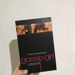Gossip Girl Boxed Set Series