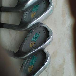 Tiger shark lady Golf Iron