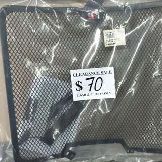 R&g radiator guard for kawa zx6r 636 2013-2015