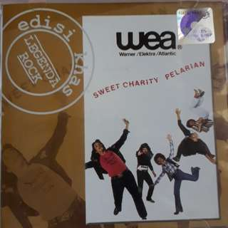 Rare Collectable CD by Sweet Charity - Pelarian
