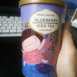 台灣出名  小藍莓冰茶  包郵