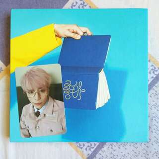 SHINee Jonghyun Album She Is