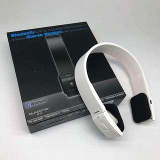 PlayStation 3 / 2 / 1 藍牙立體聲耳機連麥克風 MISC-0267