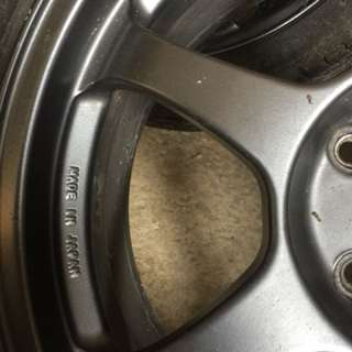 Rim ssr made in japan