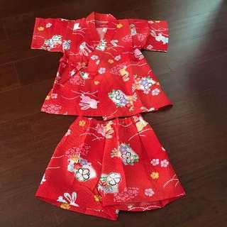 NEW! Kimono 1-2thn