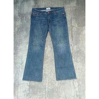 Longpants Edwin 503