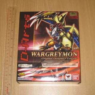 Tamashii D-Arts Digimon Digital Monster WarGreymon Original Designer's(ODE) 數碼暴龍 戰鬥暴龍獸 日版