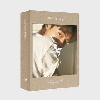 NAM JOO HYUK [25]  2018 Welcoming Collection