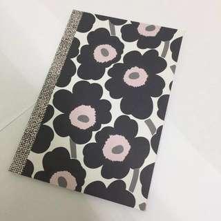 Marimekko notebook 筆記簿