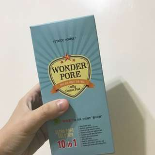 🚚 Etude house化妝棉