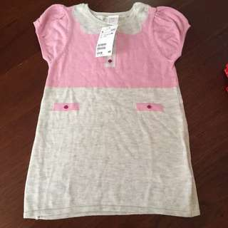 NEW! H&M sweater dress 1.5-2thn