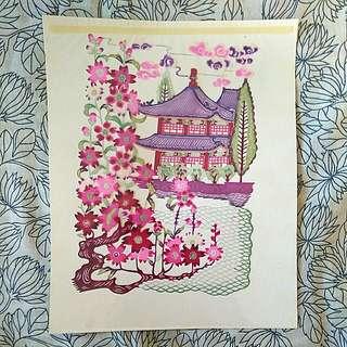 Chinese Papercut Art