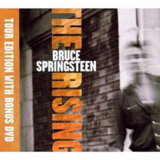 Bruce Springsteen ‎The Rising (Tour Edition / Bonus DVD) cd