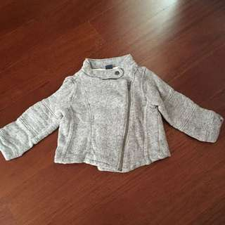 Baby Gap jaket sweater 18-24bln