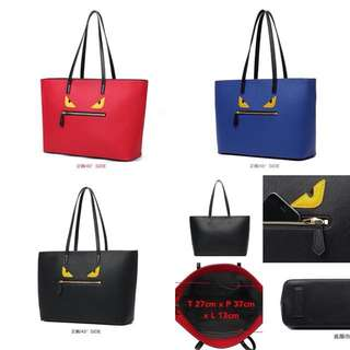 FENDI Monster Eye Handbag (FREE POSTAGE)
