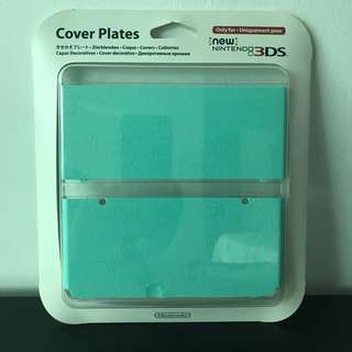 New Nintendo 3DS Cover plate No. 26 (Emboss)