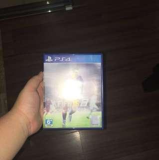 Playstation FIFA 16