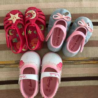 Toddler shoes (girls)