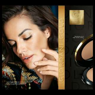 (GIORDANI GOLD Make Up) ORIFLAME Katalog Februari 2018