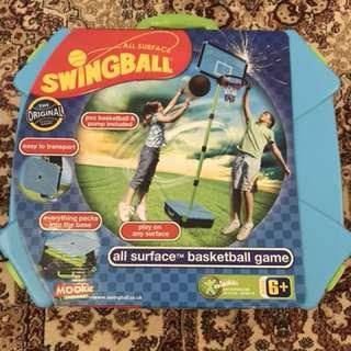 Basketball Swingball