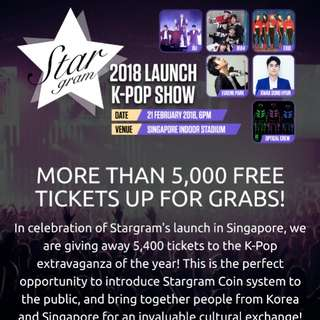 Free tickets to catch JBJ, B1A4, EXID and more