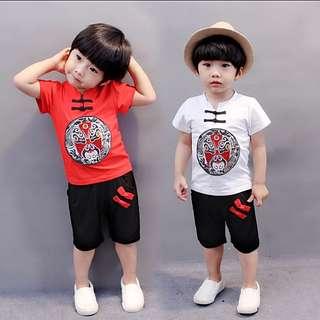 CNY Boy Cloth