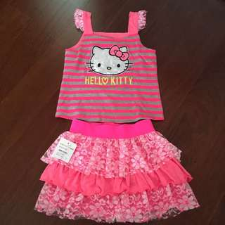 NEW! Hellokitty set 3thn