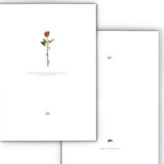 (INSTOCK) EXO KAI KNK ROSE EXHIBITION PHOTOBOOK