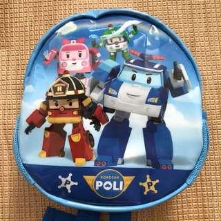 BN Robocar Poli backpack