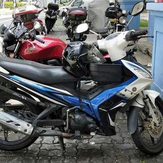 Yamaha Spark T135 COI