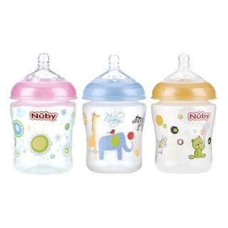Nuby Natural Touch 9oz