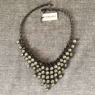 Georges Rech Crystal Necklace